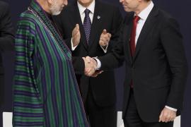 «Si los enemigos de Afganistán están esperando a que nos vayamos para actuar, olvídenlo»