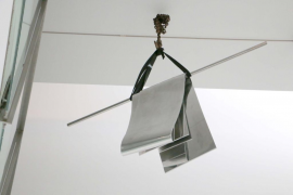 Visita guiada a la exposición 'Trans-Estàtua' de Ana Laura Aláez