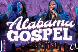 Alabama Gospel Choir, navidades a ritmo de gospel en el Auditòrium de Palma