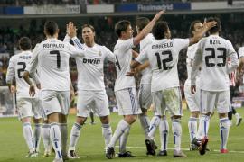 El Real Madrid llega líder al clásico tras golear a un buen Athletic