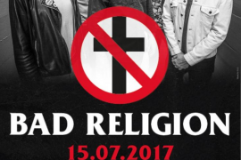 Bad Religion actuará en Inca en el Mallorca 'n' Roll