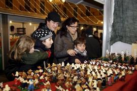 Trece ferias de Navidad para disfrutar del fin de semana en Mallorca