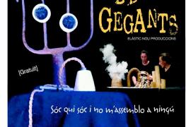 'De gegants' se adentra en Pollença en una 'rondalla' con teatro de objetos