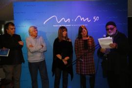 Maria del Mar Bonet abre en casa un 2017 pleno de eventos por sus 50 años musicales