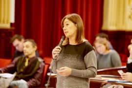 Armengol ya piensa en ganar las próximas elecciones autonómicas en 2019