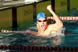 El mallorquín Marc Sánchez rebaja el récord de España de los 400 libres en piscina corta