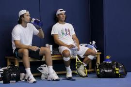 Carlos Moyá se une al equipo técnico de Rafa Nadal