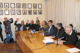 Martí Sansaloni, elegido alcalde de Petra con la voluntad de «escuchar al pueblo»