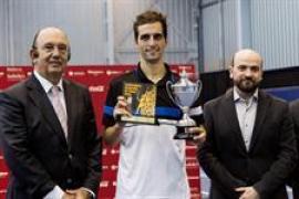 Albert Ramos y Lara Arruabarrena, campeones de España en Manacor