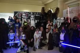 'Star Wars' solidario en Palma para Luke, un niño de cinco años con cáncer