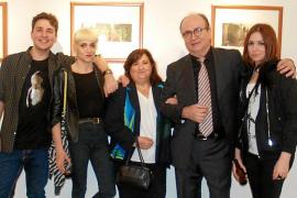 Exposición de obras de Pere Lorente en torno a la figura de Ramon Llull