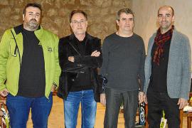Rafa Forteza expone su obra en Alaró