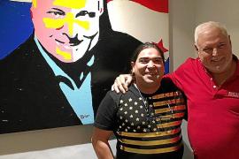 El pintor mallorquín José Luis Mesas expone en Miami