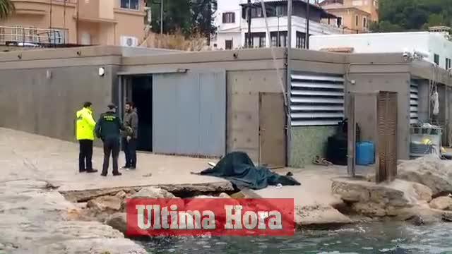 Hallan a un alemán de 65 años muerto frente a la costa de Andratx