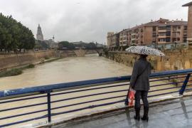 Muere un hombre en Murcia al ser arrastrado por las aguas