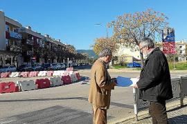 El Ajuntament de Inca invierte 150.000 euros en la mejora de las calles de Crist Rei