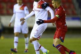 Cuatro derrotas seguidas posicionan al Mallorca en la zona de descenso
