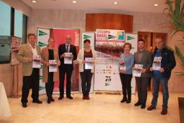 Las inscripciones a la VII Copa Nadal se destinarán a Mallorca sense Fam