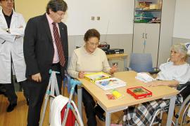 El Hospital General abre una nueva área de rehabilitación y evaluación de pacientes