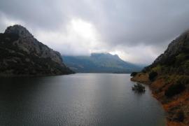 Las reservas del Gorg Blau suben 105 centímetros y las de Cúber 48