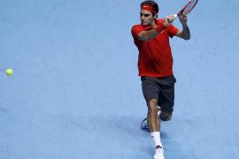 Federer gana su segundo partido con rapidez ante Murray