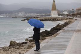 Este miércoles persiste la inestabilidad en Baleares