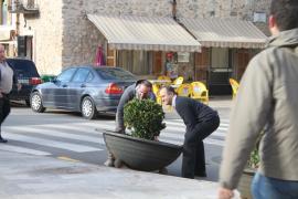 La Policía pide a los ayuntamientos bloquear con bolardos o maceteros las zonas más concurridas
