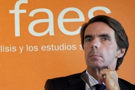 Dirigentes del PP no creen que Aznar recrudezca ahora sus ataques al partido