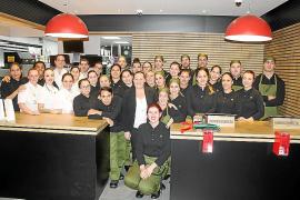 La cadena McDonalds abre su primer restaurante en la Via Majorica de Manacor