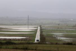 Las lluvias duplican las reservas de agua de los embalses en una semana