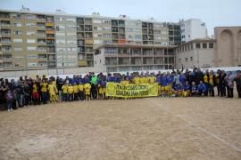 Adjudicadas las obras del campo de La Antoniana por 268.000 euros
