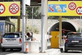 El Consell no aceptará los recortes a los transportistas en el túnel de Sóller