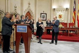 El Conservatori Superior premia la trayectoria de la Associació Festivals Chopin