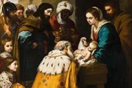 'L'Adoració dels Tres Reis Mags' en sa Societat