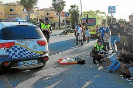 Absuelto de las lesiones por imprudencia el hombre que atropelló a un ciclista en Llucmajor