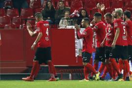 El Sevilla vuelve a golear al Formentera