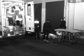 Un detenido muere al caer de un edificio cuando huía de la Guardia Civil