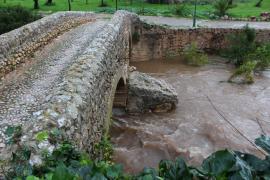 Las lluvias dan tregua, salvo en el norte de Mallorca
