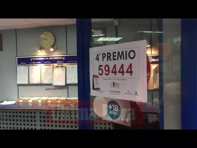 El 04.536, agraciado con el segundo premio, vendido en Palma y Magaluf