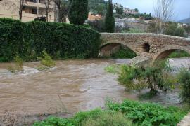 El diciembre más lluvioso de los últimos 72 años en Mallorca