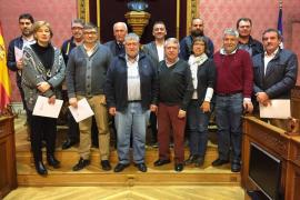 Bombers de Mallorca tendrán 64 nuevos puntos de abastecimiento de agua