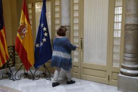 Podemos tramitará el 9 de enero cese de Huertas como presidenta del Parlament