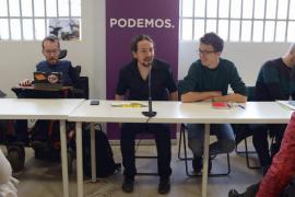 Iglesias advierte de que Podemos fracasará si se fractura