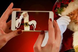 Siete aplicaciones para felicitar la Navidad