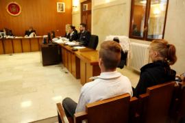 Condenan a 7 y 9 años a una pareja por tentativa de homicidio en Palma