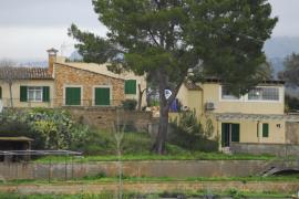 Intensa búsqueda de los encapuchados armados que asaltaron la casa de un empresario en Calvià