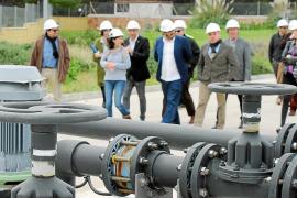 El Govern autoriza dos obras de infraestructuras hidráulicas por 4 millones de euros
