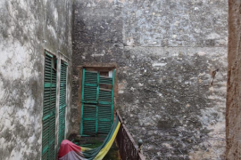 La rectoría de Sineu, en estado de ruina
