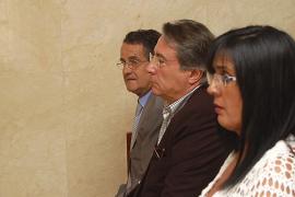 La Audiencia reitera la pena de prisión a Lluc Tomàs por cambiar «dinero por los votos de ASI»