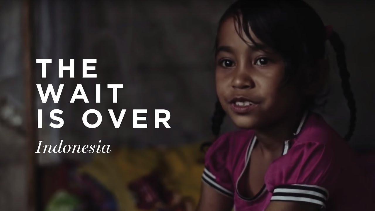 'The wait is over', la peor campaña humanitaria de 2016